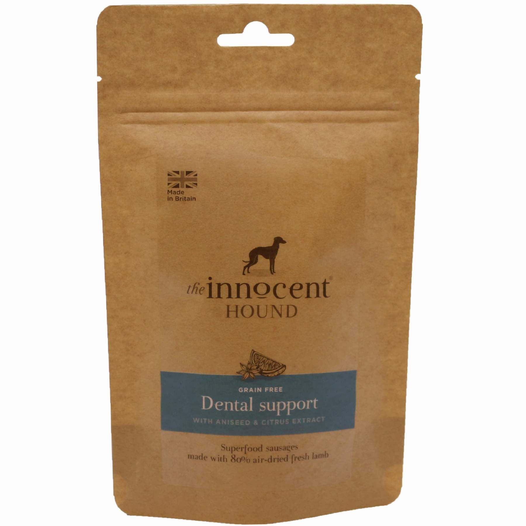 Dental Support Sausages Dog Treats 5pcs