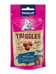Triggles with Coalfish Cat Treats