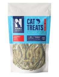 Dried Sardines Treats for Cats (Medium)