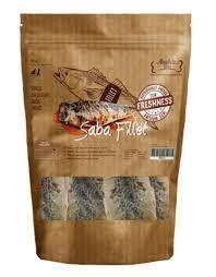 Fresh Cuts Saba Fillet Pet Treats 360g