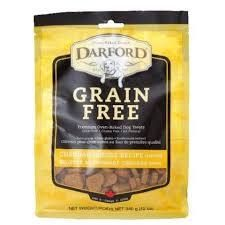 Grain Free Cheddar Cheese Minis Dog Treats 340g