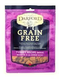 Grain Free Turkey Minis Dog Treat 340g