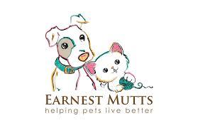 Earnest Mutts Logo