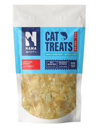 NAMA Dried Tuna Flakes Food Topper for Cats (Thin Cuts) 30g