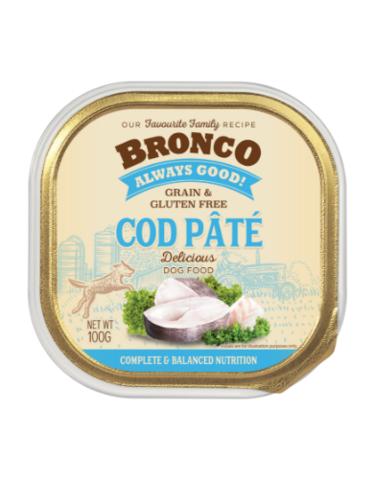 bronco cod pate