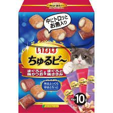 Churubee Festive Box Cat Treats (10pc/pack)