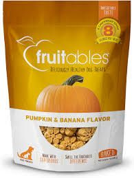 pumpkin and banana treats fruitables