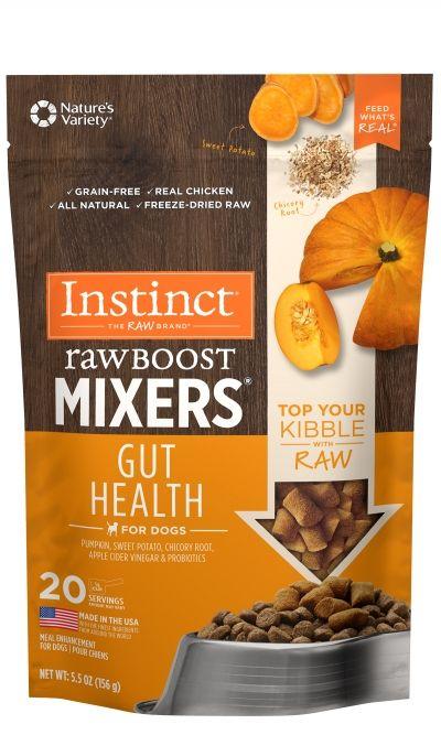 Raw Boost Mixers Dog - Gut-Health