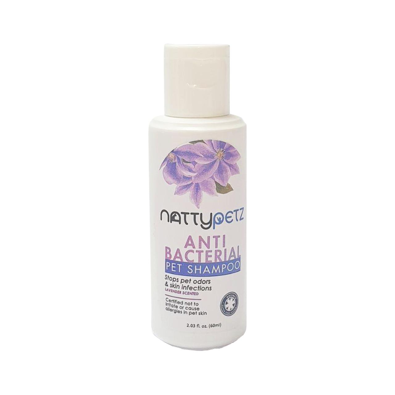 Anti Bacteria Pet Shampoo - Lavender sample