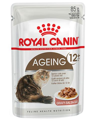 Feline Health Nutrition Ageing 12 + Wet Food for Cats 85g