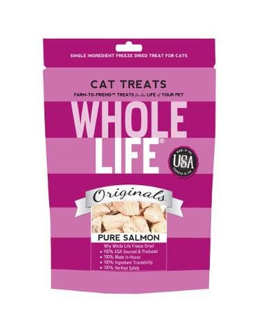 Originals Salmon Treat for Cats
