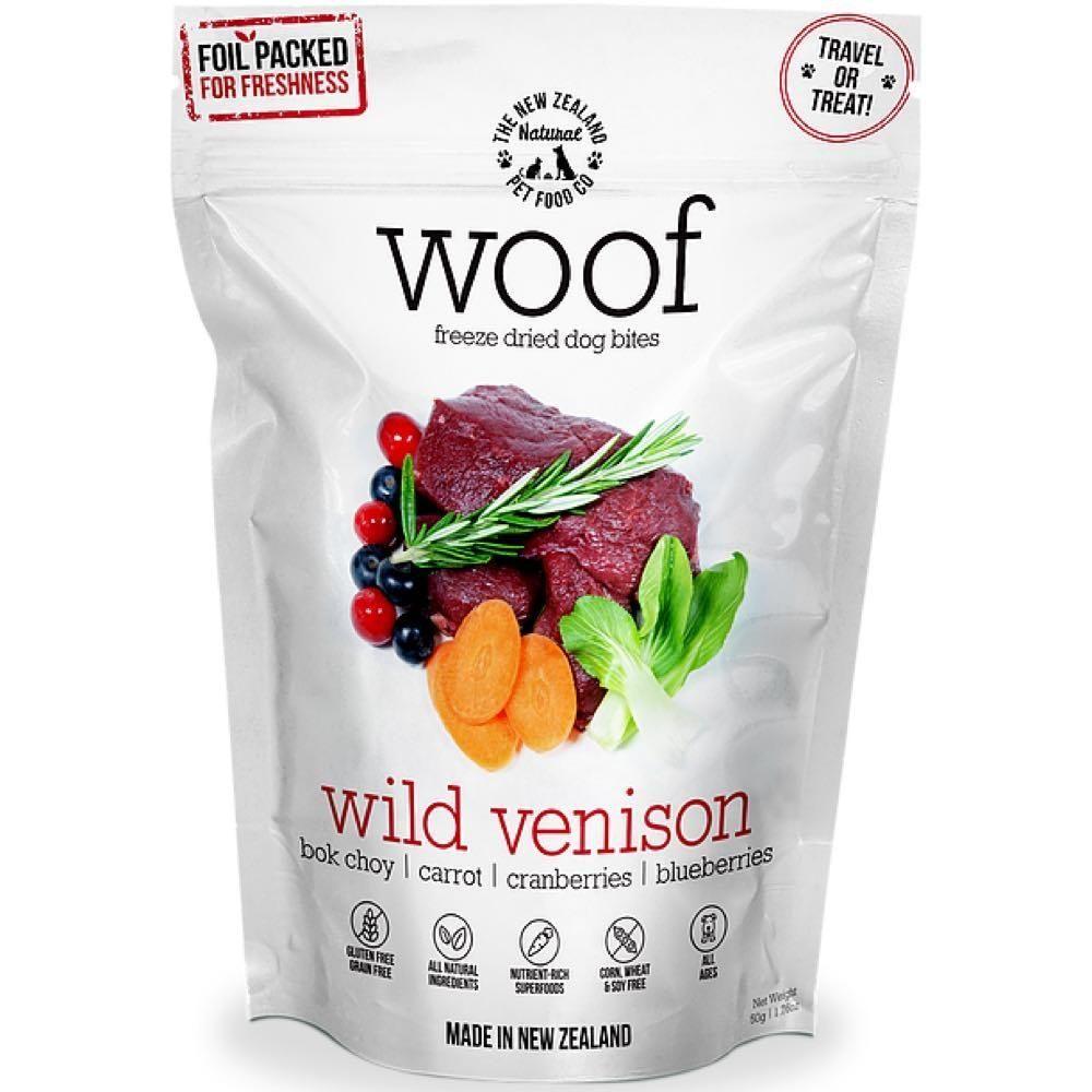 Venison Freeze Dried Dog Treats 50g